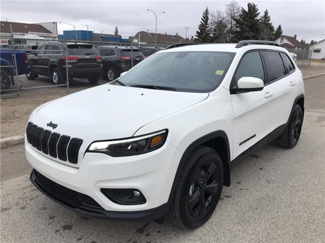 2019 Jeep Cherokee North (Stk: T19-95) in Nipawin - Image 3 of 21