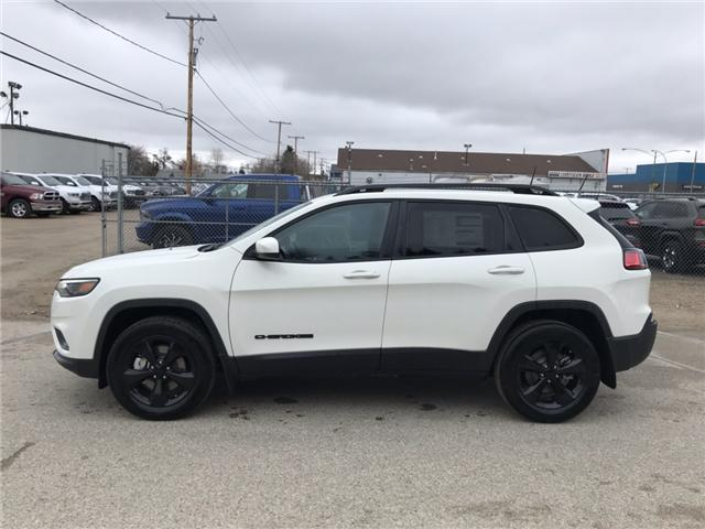 2019 Jeep Cherokee North (Stk: T19-95) in Nipawin - Image 4 of 21