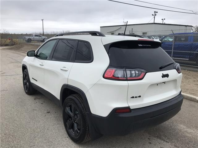2019 Jeep Cherokee North (Stk: T19-95) in Nipawin - Image 16 of 21