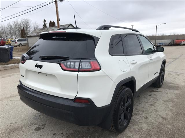 2019 Jeep Cherokee North (Stk: T19-95) in Nipawin - Image 19 of 21
