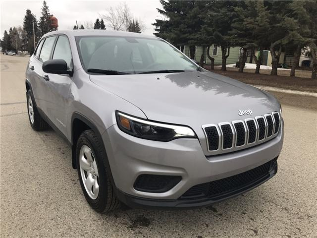 2019 Jeep Cherokee Sport (Stk: T19-83) in Nipawin - Image 1 of 19