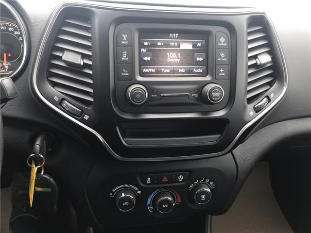 2019 Jeep Cherokee Sport (Stk: T19-83) in Nipawin - Image 11 of 19