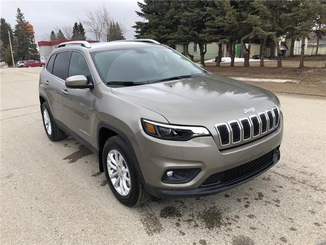 2019 Jeep Cherokee North (Stk: T19-86) in Nipawin - Image 1 of 24