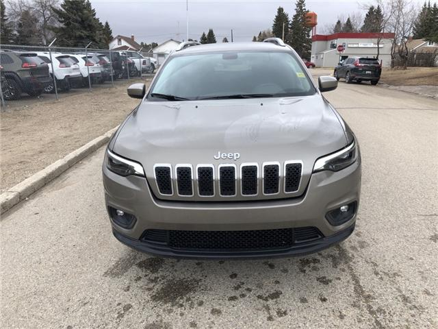 2019 Jeep Cherokee North (Stk: T19-86) in Nipawin - Image 2 of 24