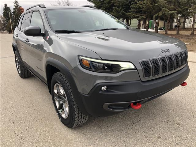 2019 Jeep Cherokee Trailhawk (Stk: N19-33) in Nipawin - Image 1 of 30