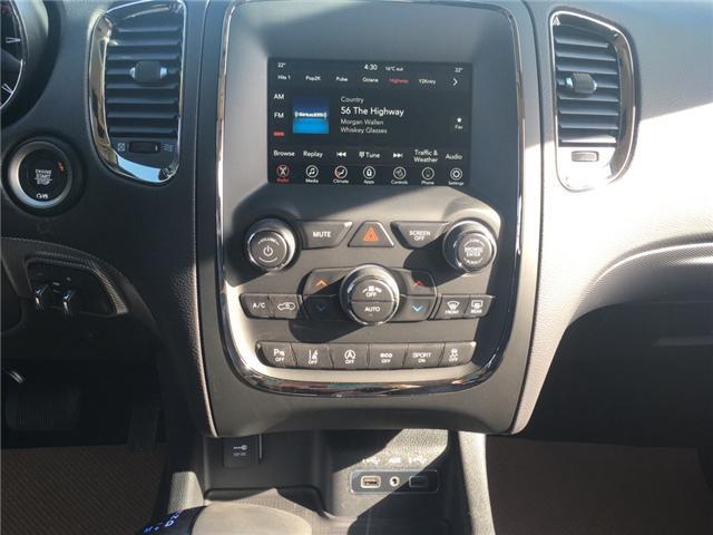 2019 Dodge Durango GT (Stk: T19-116) in Nipawin - Image 11 of 17