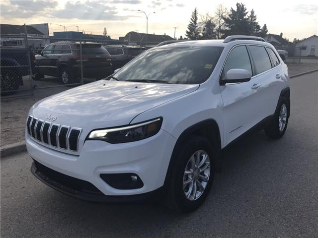 2019 Jeep Cherokee North (Stk: T19-38A) in Nipawin - Image 4 of 21