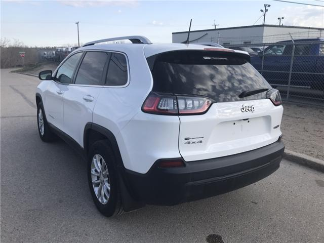 2019 Jeep Cherokee North (Stk: T19-38A) in Nipawin - Image 16 of 21