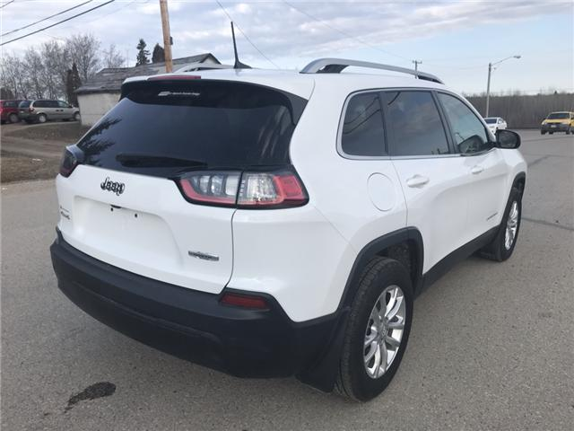 2019 Jeep Cherokee North (Stk: T19-38A) in Nipawin - Image 17 of 21