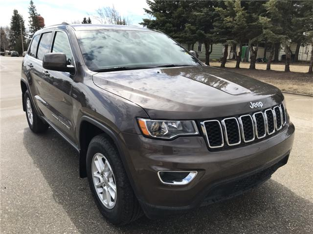 2018 Jeep Grand Cherokee Laredo 1C4RJFAG8JC406899 T18-115A in Nipawin