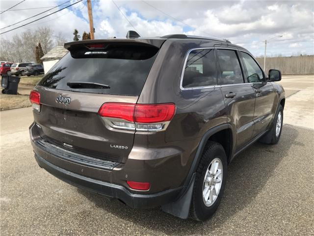 2018 Jeep Grand Cherokee Laredo (Stk: T18-115A) in Nipawin - Image 21 of 23