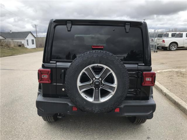 2018 Jeep Wrangler Unlimited Sahara (Stk: T19-68A) in Nipawin - Image 25 of 25