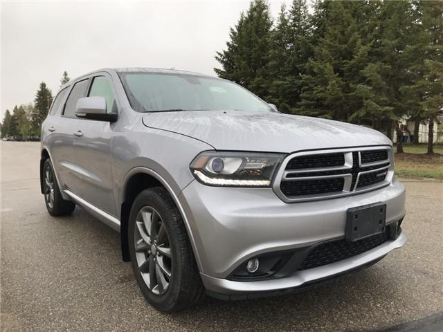 2018 Dodge Durango GT (Stk: U19-37) in Nipawin - Image 1 of 24