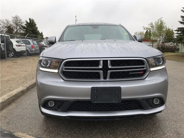 2018 Dodge Durango GT (Stk: U19-37) in Nipawin - Image 2 of 24