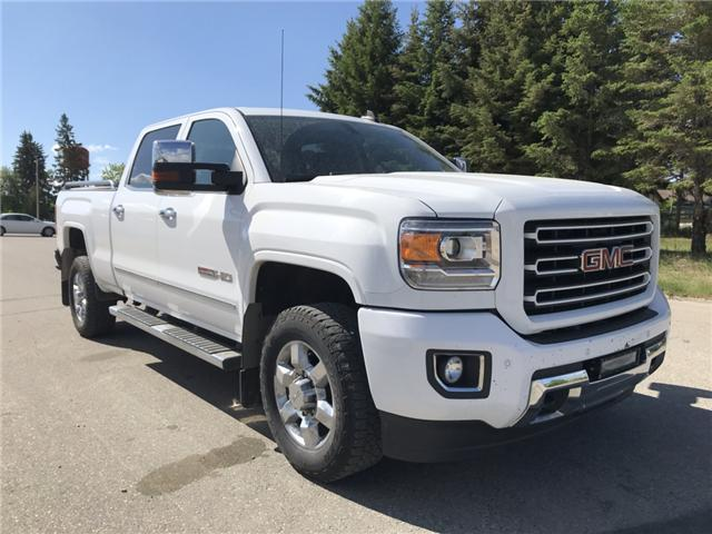 2015 GMC Sierra 2500HD SLT (Stk: N19-51B) in Nipawin - Image 1 of 25