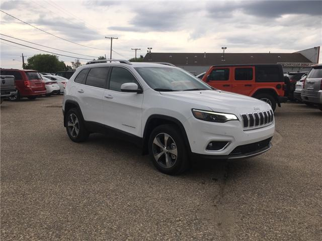 2019 Jeep Cherokee Limited (Stk: T19-183) in Nipawin - Image 1 of 17