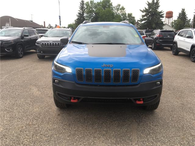 2019 Jeep Cherokee Trailhawk (Stk: T19-186) in Nipawin - Image 1 of 15
