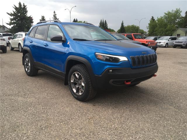 2019 Jeep Cherokee Trailhawk (Stk: T19-186) in Nipawin - Image 2 of 15