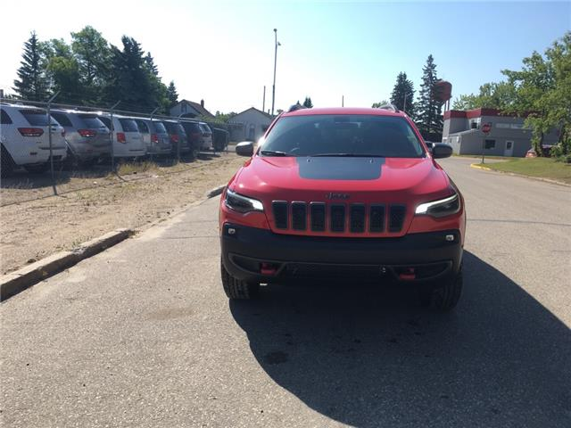 2019 Jeep Cherokee Trailhawk (Stk: T19-197) in Nipawin - Image 1 of 15