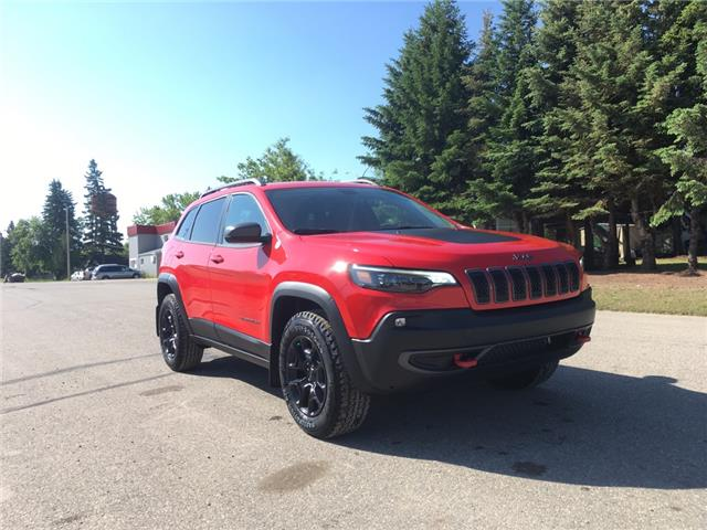 2019 Jeep Cherokee Trailhawk (Stk: T19-197) in Nipawin - Image 2 of 15