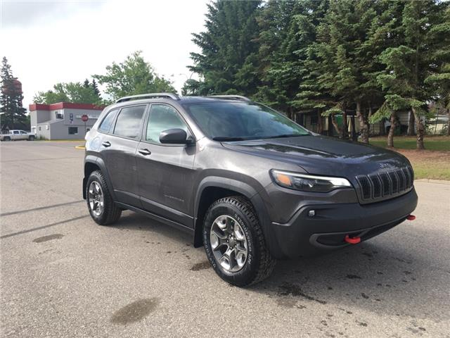 2019 Jeep Cherokee Trailhawk (Stk: T19-201) in Nipawin - Image 1 of 14