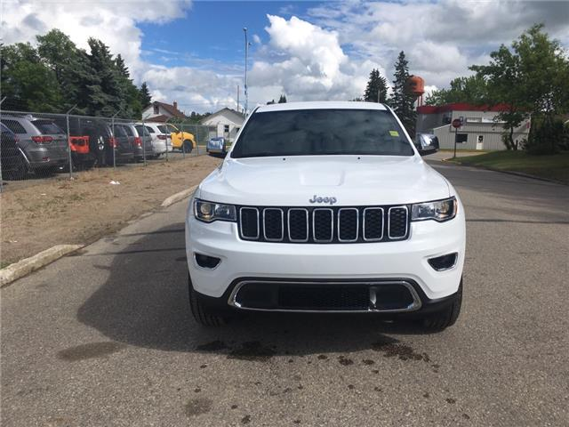 2019 Jeep Grand Cherokee Limited (Stk: T19-211) in Nipawin - Image 1 of 18
