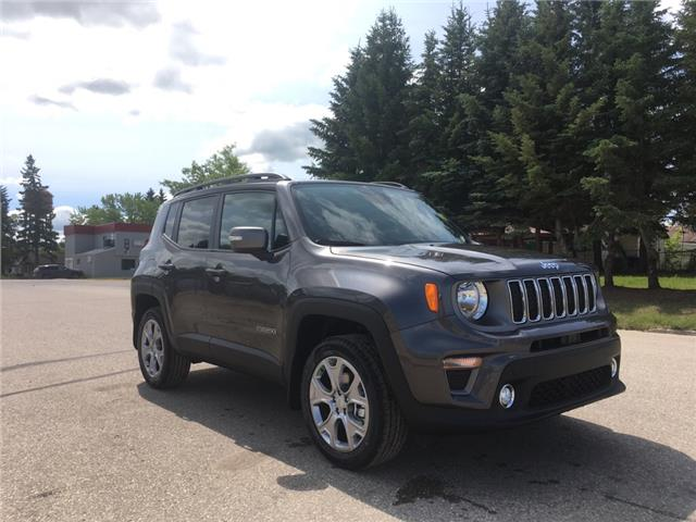 2019 Jeep Renegade Limited (Stk: T19-204) in Nipawin - Image 1 of 18