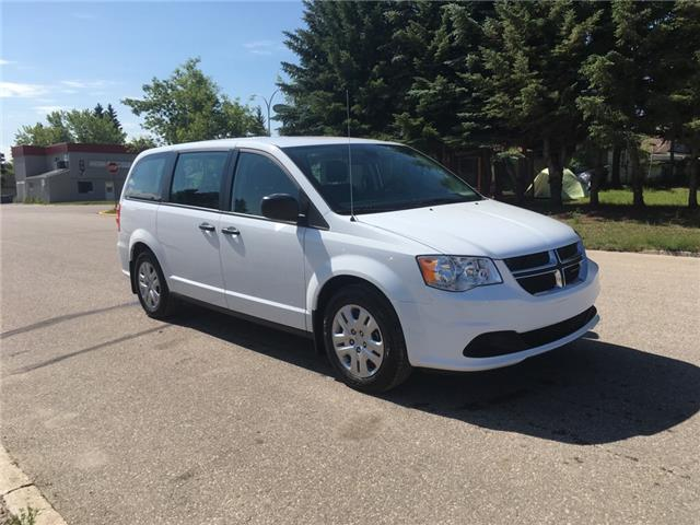 2019 Dodge Grand Caravan CVP/SXT (Stk: T19-206) in Nipawin - Image 2 of 14