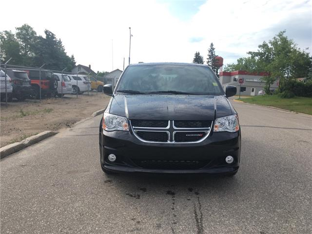 2019 Dodge Grand Caravan CVP/SXT (Stk: T19-216) in Nipawin - Image 1 of 18