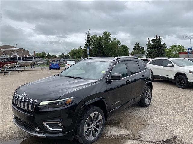 2019 Jeep Cherokee Overland (Stk: T19-136) in Nipawin - Image 1 of 15