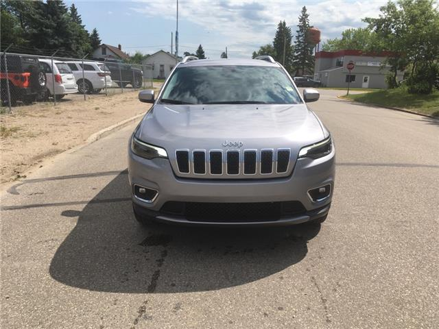 2019 Jeep Cherokee Limited (Stk: T19-191) in Nipawin - Image 1 of 16