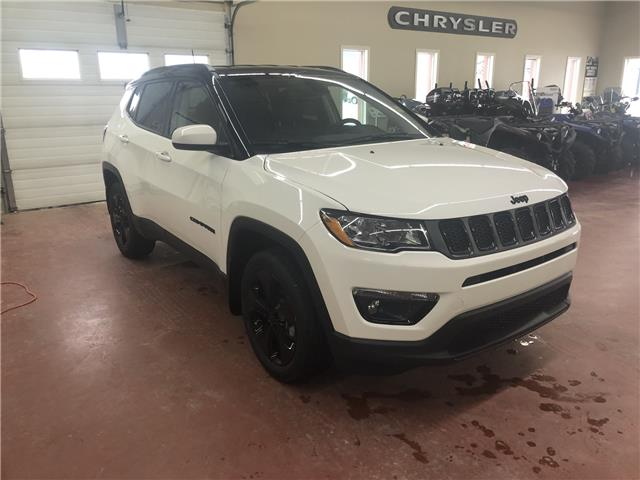 2020 Jeep Compass North (Stk: T20-33) in Nipawin - Image 1 of 4