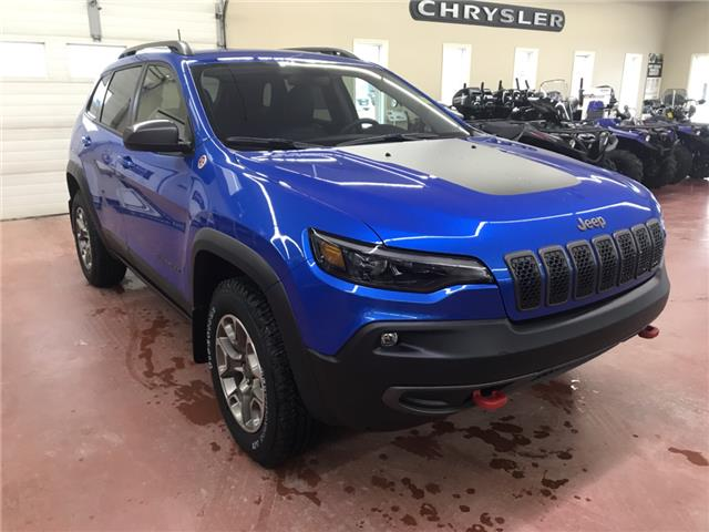 2020 Jeep Cherokee Trailhawk (Stk: T20-37) in Nipawin - Image 1 of 25
