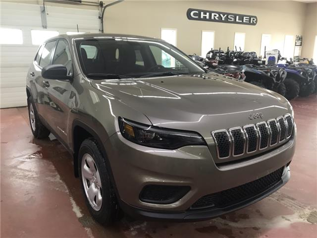 2020 Jeep Cherokee Sport (Stk: T20-54) in Nipawin - Image 1 of 20