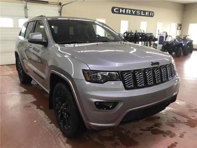 2020 Jeep Grand Cherokee Laredo (Stk: T20-63) in Nipawin - Image 1 of 21