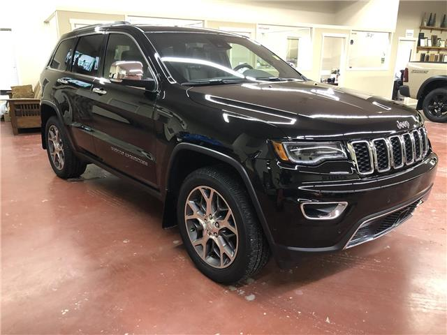 2020 Jeep Grand Cherokee Limited (Stk: T20-41) in Nipawin - Image 1 of 3