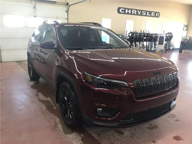 2020 Jeep Cherokee North (Stk: T20-77) in Nipawin - Image 1 of 18