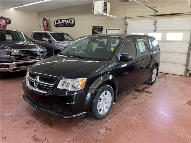 2019 Dodge Grand Caravan CVP/SXT (Stk: N19-106) in Nipawin - Image 1 of 8
