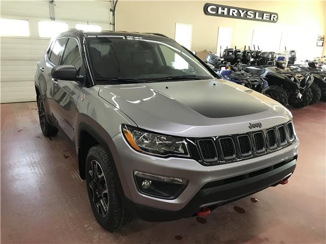 2020 Jeep Compass Trailhawk (Stk: T20-79) in Nipawin - Image 1 of 9
