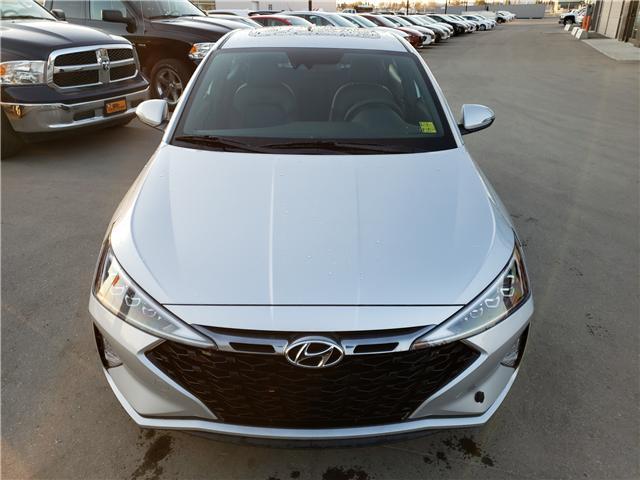 2019 Hyundai Elantra Sport (Stk: 29180) in Saskatoon - Image 2 of 19
