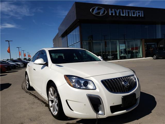 2012 Buick Regal GS (Stk: 29168A) in Saskatoon - Image 1 of 8