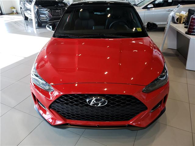 2020 Hyundai Veloster Turbo w/Two-Tone Paint (Stk: 30004) in Saskatoon - Image 2 of 18
