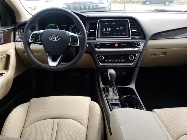2019 Hyundai Sonata Plug-In Hybrid Ultimate (Stk: 29242) in Saskatoon - Image 13 of 19