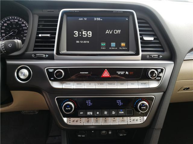 2019 Hyundai Sonata Plug-In Hybrid Ultimate (Stk: 29242) in Saskatoon - Image 14 of 19
