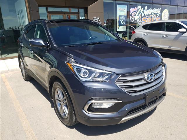 2018 Hyundai Santa Fe Sport 2.4 SE (Stk: 29025A) in Saskatoon - Image 1 of 1