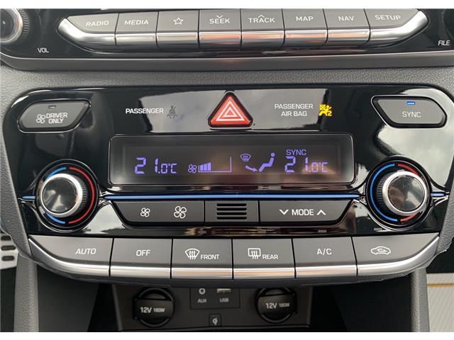 2019 Hyundai Ioniq Plug-In Hybrid Ultimate (Stk: 29315) in Saskatoon - Image 16 of 21
