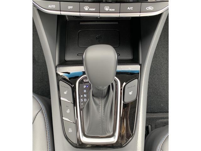2019 Hyundai Ioniq Plug-In Hybrid Ultimate (Stk: 29315) in Saskatoon - Image 17 of 21