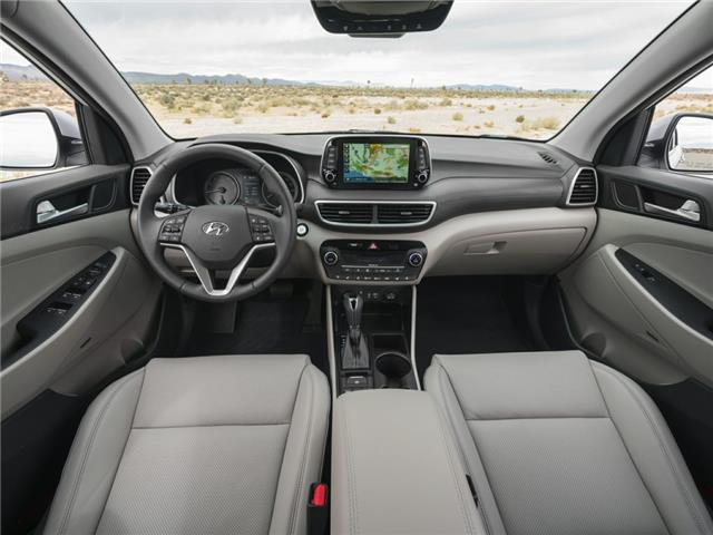 2020 Hyundai Tucson Preferred w/Sun & Leather Package (Stk: 30088) in Saskatoon - Image 2 of 2