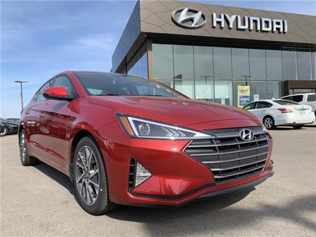 2020 Hyundai Elantra Luxury (Stk: 30035) in Saskatoon - Image 1 of 22