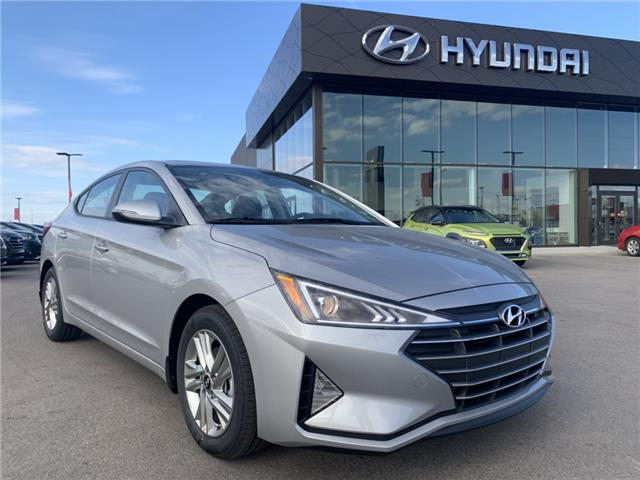 2020 Hyundai Elantra Preferred w/Sun & Safety Package (Stk: 30069) in Saskatoon - Image 1 of 24